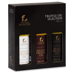 TruffleHunter Truffle Oil Selection (3 x 3.38 Oz)