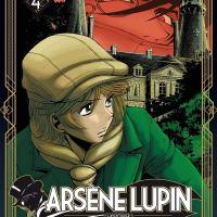 Arsène Lupin, L'aventurier - Tome 4 - L'aiguille creuse (2ème partie) : Takashi Morita et Maurice Leblanc