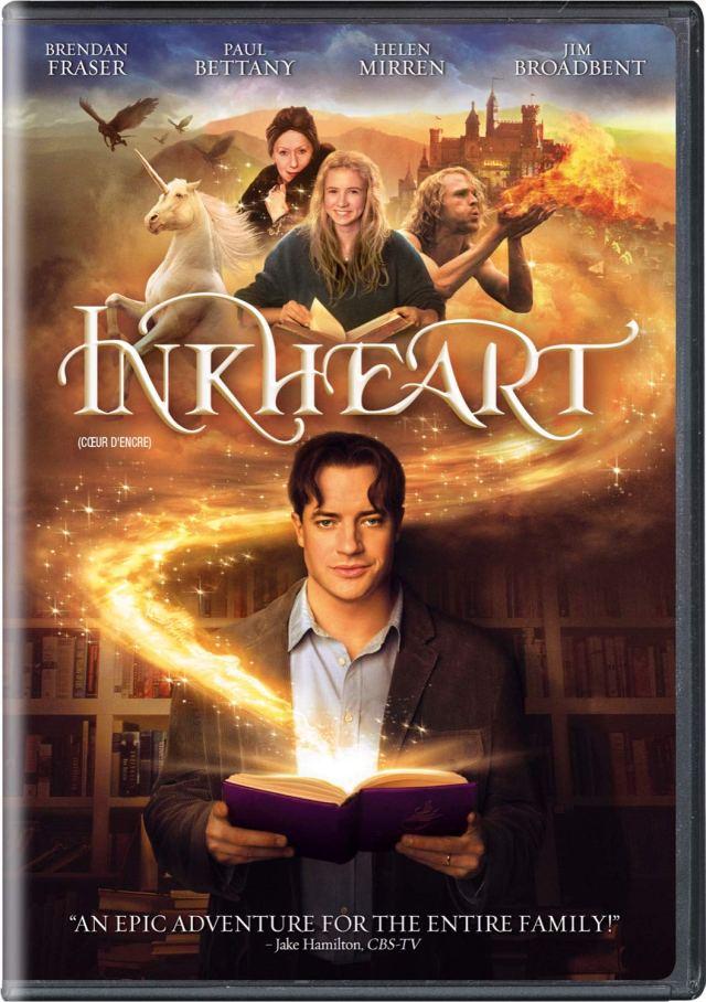 Amazon.com: Inkheart: Brendan Fraser, Eliza Bennett, Paul Bettany, Helen  Mirren, Andy Serkis, Iain Softley: Movies & TV