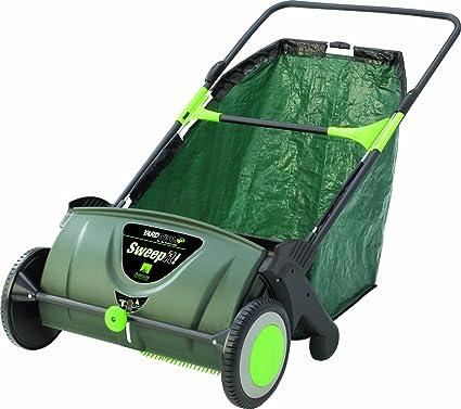 Yardwise Sweep it 23630-YW Push Lawn Sweeper, 21-Inch