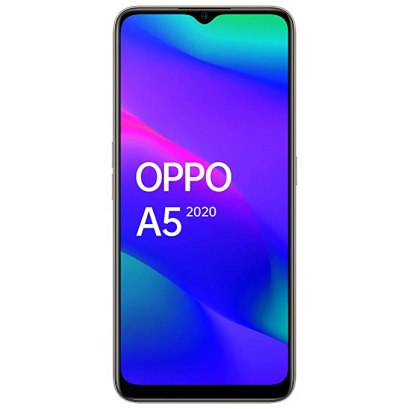OPPO A5 2020 (Dazzling White, 4GB RAM, 64GB Storage) with No Cost ...