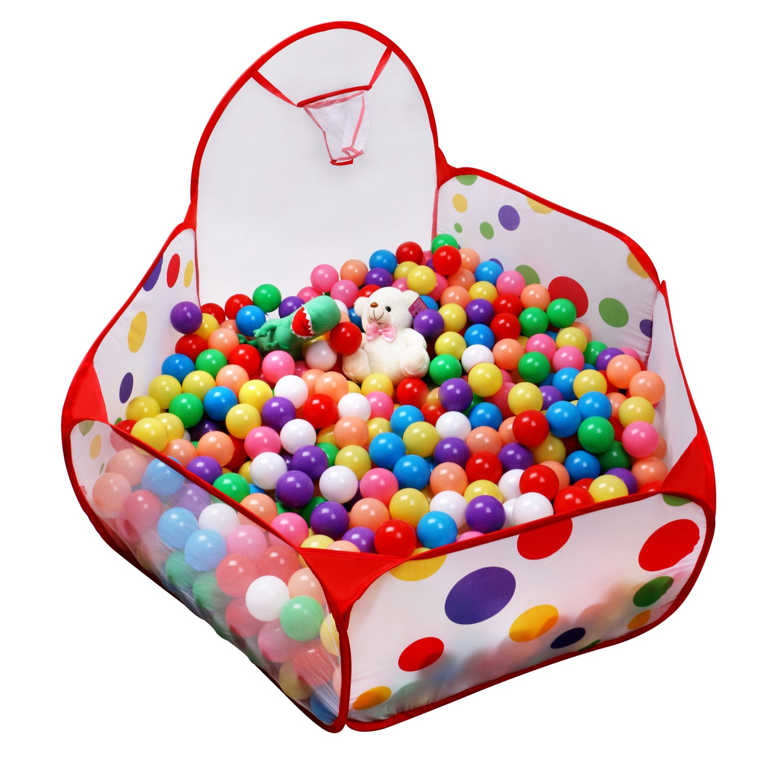 Inflatable Ball Pit plus balls
