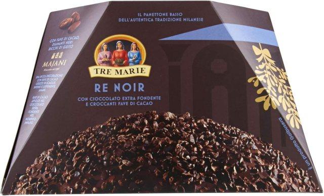 Tre Marie Il Panettone Re Noir - 900 g: Amazon.it: Alimentari e cura della casa