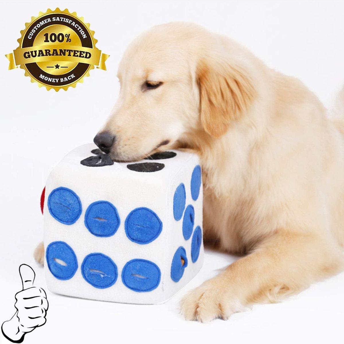 Sunshine smile colchonetas de alimentación para Perros,Dog Snuffle Mat,Alfombra olfativa para Perros,Snuffle Mat para Perros