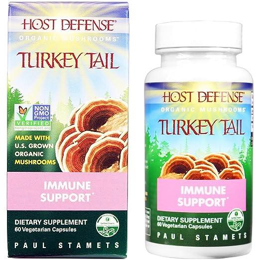 Host Defense Turkey Tail Mushroom