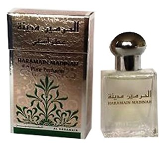 Al Haramain Madinah - Oriental Perfume Oil [15 ml]-the best attar/perfume oil review