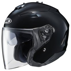 HJC IS-33 II Open-Face Motorcycle Helmet