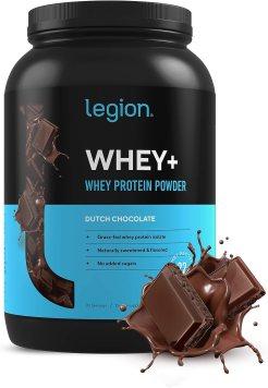 Legion Whey+ Isolates Protein Powde