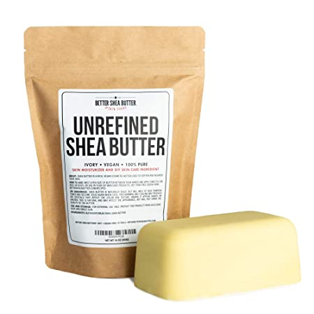 Unrefined African Shea Butter from Better Shea Butter
