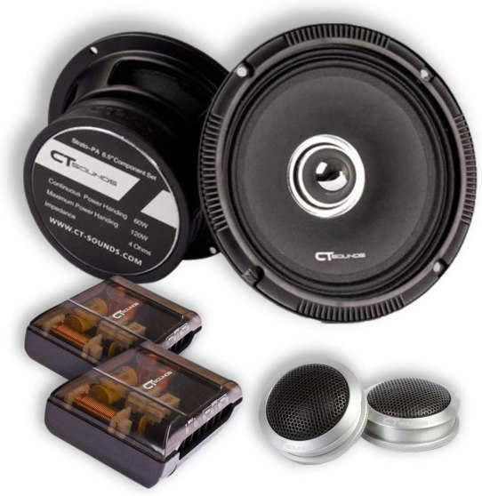 alpine 6.5 component speakers