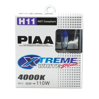 PIAA Xtreme White Plus High Performance Halogen Bulb