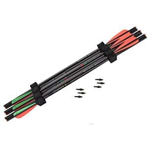 Tenpoint Pro-V22 22-Inch Carbon Crossbow Arrows