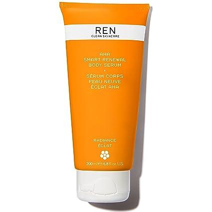 REN AHA Smart Renewal Body Serum, 200 ml