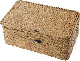 Vosarea Rattan Storage Basket