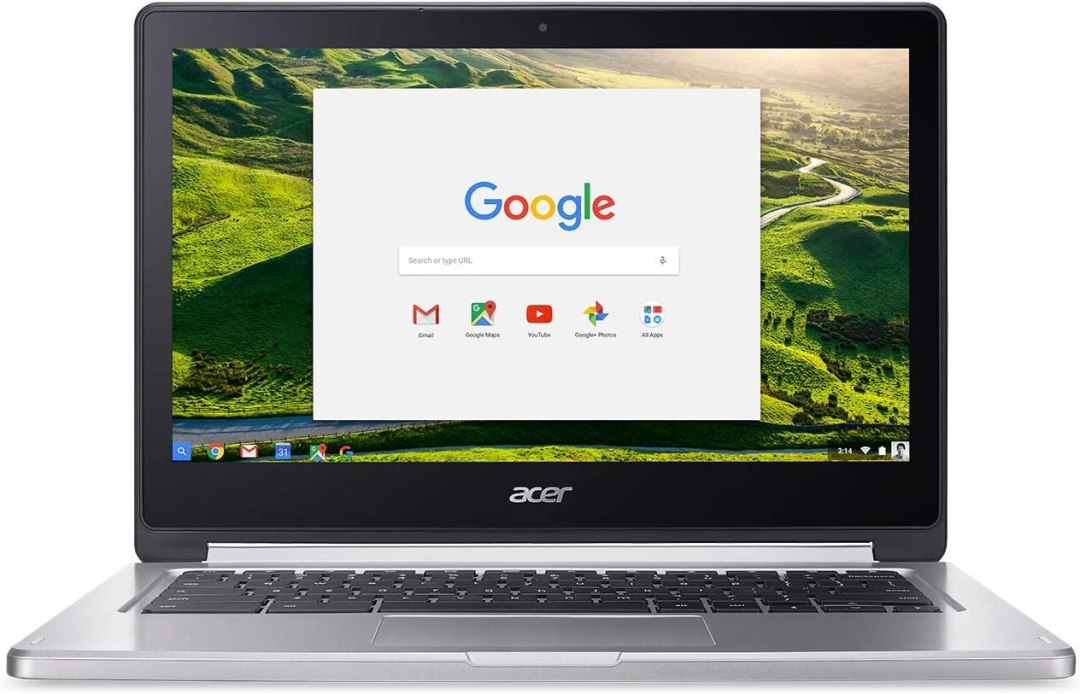 "Acer Chromebook CB5-312T-K62F Ordinateur portable 13, 3"" Full HD Gris (MediaTek, 4 Go de RAM, 64 Go eMMC,IMG PowerVR GX6250, OS Chrome)"