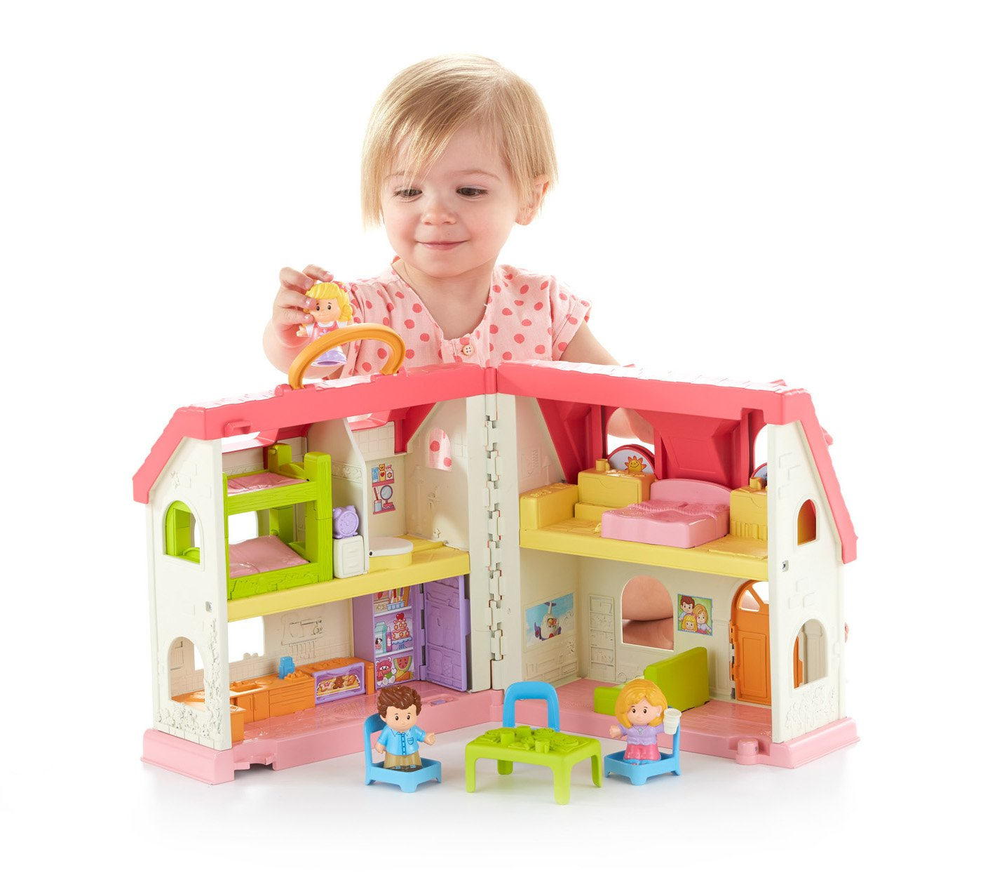 Best Little People Toys : Whatre the best toys for year old girls in