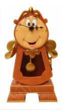 Image result for disney cogsworth clock