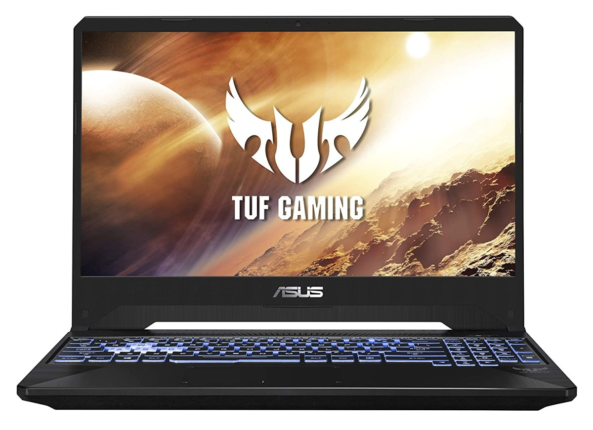 "Buy ASUS TUF Gaming FX505GT 15.6"" FHD Laptop GTX 1650 4GB Graphics ..."