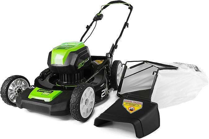 Pro 21 Inch 80v Push Cordless Lawn