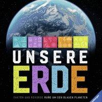 Unsere Erde : Fakten und Rekorde rund um den blauen Planaten / Moria Butterfield