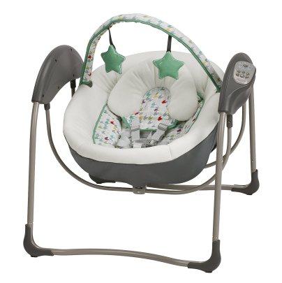 Graco Glider Lite LX Gliding Baby Swing, Best Baby Swings