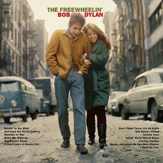 The Freewheelin' Bob Dylan: Dylan Bob: Amazon.it: Musica