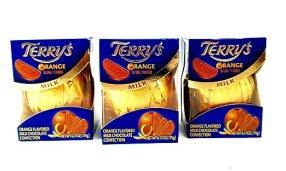Terry's Chocolate Orange 6.17 Oz. Pack of Three