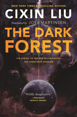 Image result for the dark forest