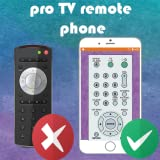 PRO TV  remote control phone