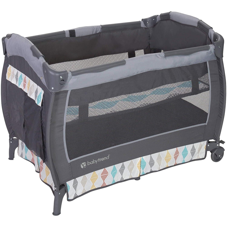 Baby Trend Deluxe Nursery Center