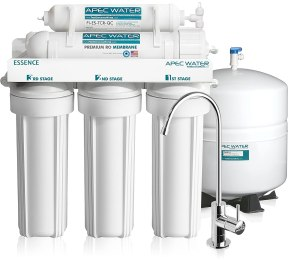 APEC Reverse Osmosis Drinking Water Filter System (ROES-50)