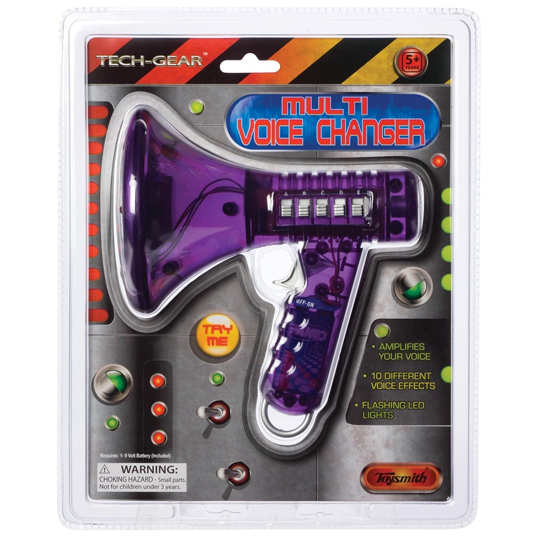 Batman Unlimited Ultimate Figure Toysmith Tech Gear Multi Voice Changer