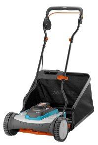 best-powered reel mower - Gardena