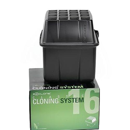 EZ-CLONE Classic 16 Cutting System Plant Cloning Equipment