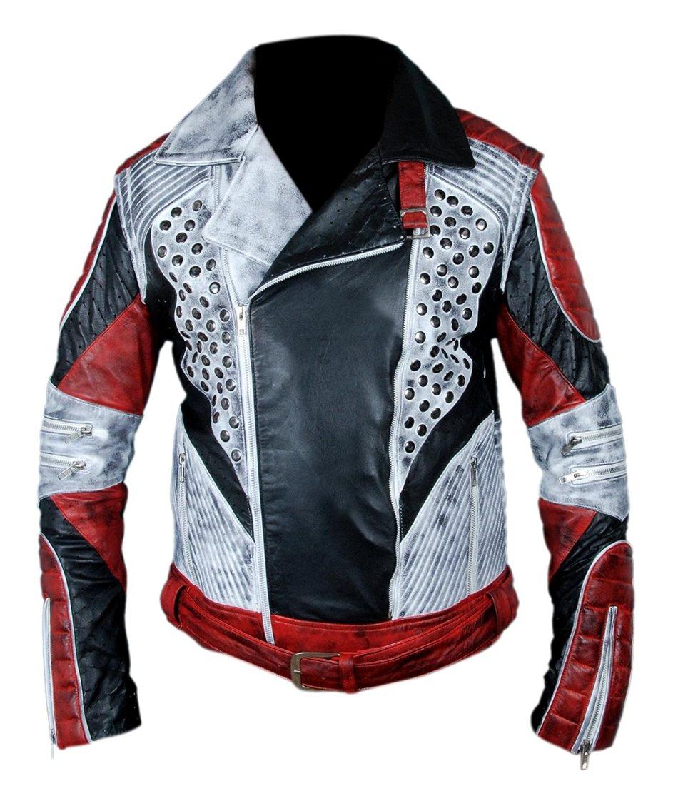 F&H Boy's Distressed Carlos Cameron Boyce Descendants 2 Jacket
