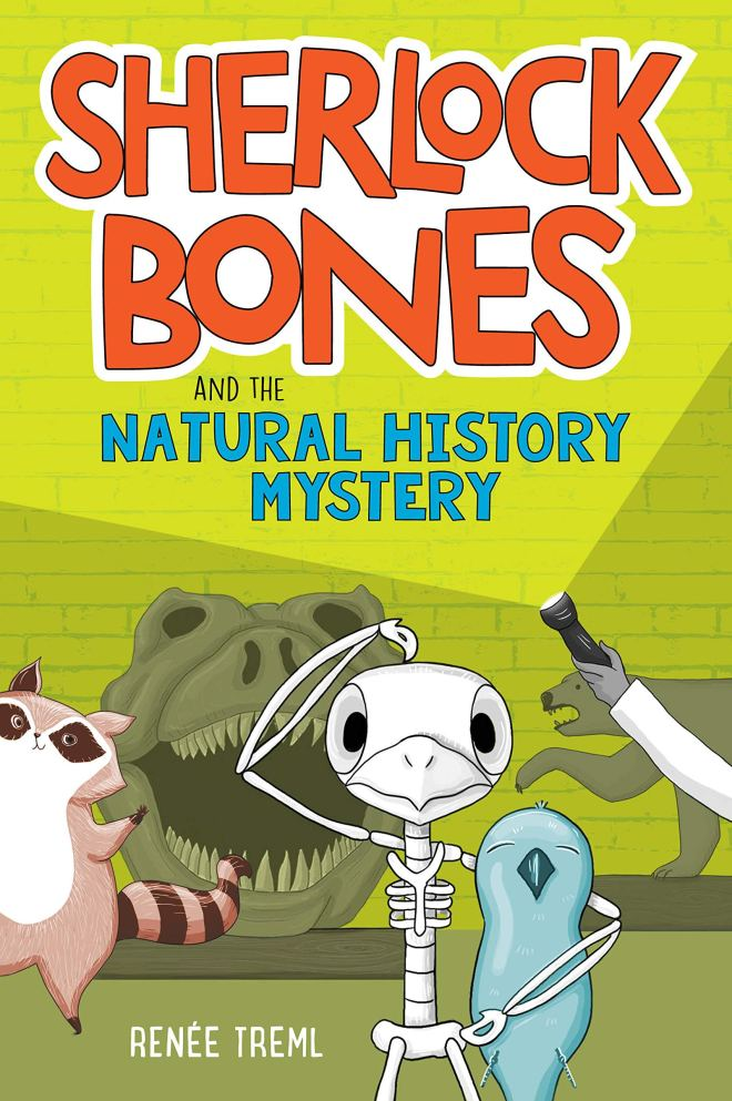 Amazon.com: Sherlock Bones and the Natural History Mystery (9780358311850):  Treml, Renee: Books