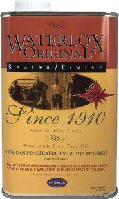 Waterlox Original Sealer/Finish for Wood