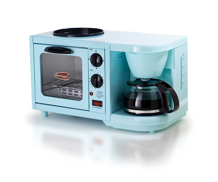 Toaster Oven/Griddle/Coffee Maker