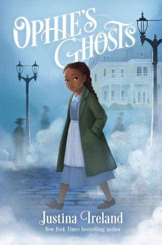 Ophie's Ghosts: Ireland, Justina: 9780062915894: Amazon.com: Books