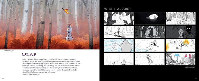 The Art Of Frozen 2 the art book