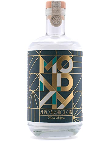 MONDAY Zero Alcohol Gin – A Non-Alcoholic Spirit for the Spirited Ones - 750ml