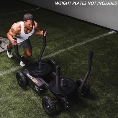 Torque Fitness TANK Power Sled on Wheels