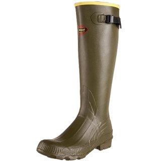 "LaCrosse Men's Grange 18"" Hunting Boot,OD Green,12 M US"