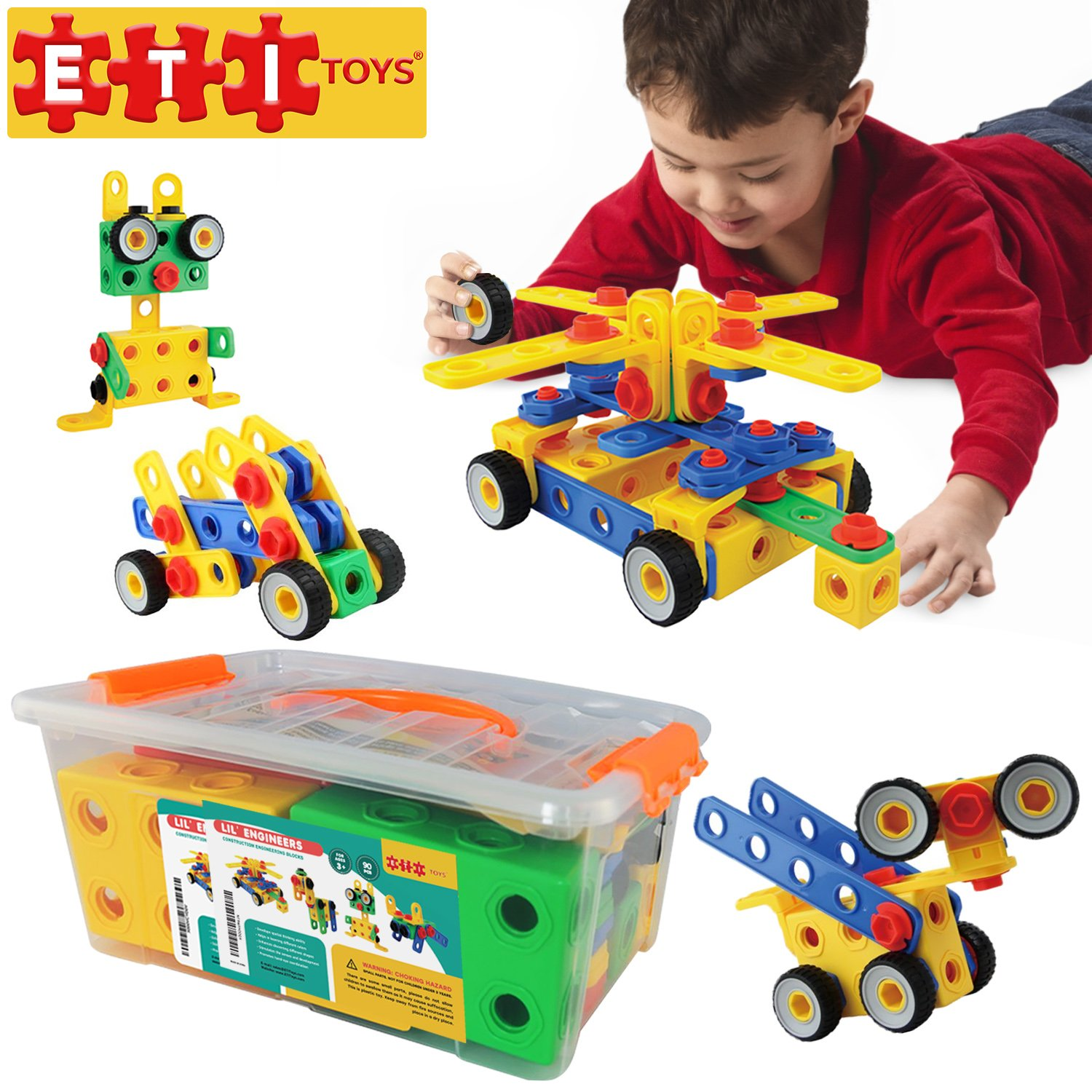 Cool Building Toys For Boys : Cool toys for year old boys what to buy a