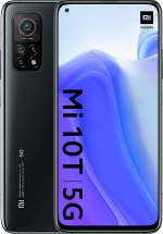 "Ισπανικό Amazon | Xiaomi Mi 10T (6.67 ""Fhd + Dotdisplay Screen, 6Gb + 128Gb, ​​64Mp Camera, Snapdragon 865 5G, 5.000Mah Comcarga 33W) Cosmic Black [Spanish Version], Comalexa Hands-Free"