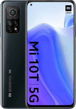 "Ισπανικό Amazon στα 419€ | Xiaomi Mi 10T (6.67 ""Fhd + Dotdisplay Screen, 6Gb + 128Gb, ​​64Mp Camera, Snapdragon 865 5G, 5.000Mah Comcarga 33W) Cosmic Black [Spanish Version], Comalexa Hands-Free"