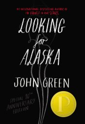Image result for looking for alaska book cover