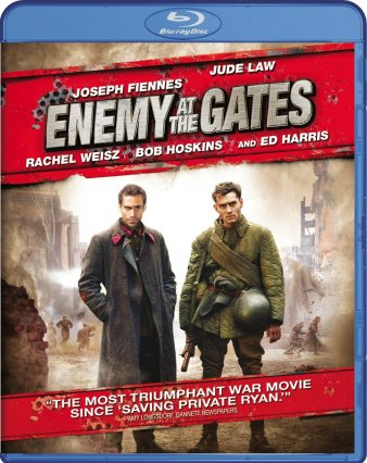 Amazon.com: Enemy At the Gates [Blu-ray]: Jude Law, Ed Harris ...