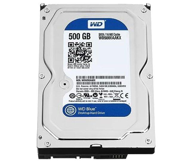Amazon Com Wd Blue 6tb Pc Hard Drive 5400 Rpm Class Sata 6