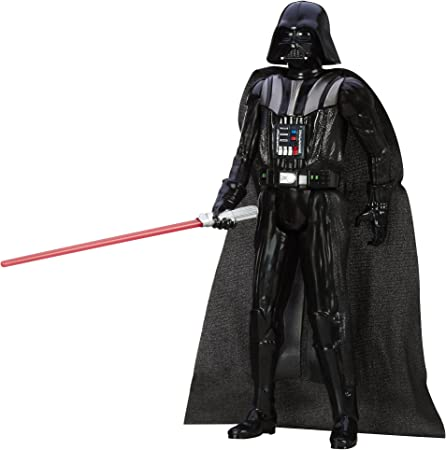 Amazon Com Star Wars Darth Vader 12 Action Figure Toys Games